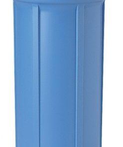 ¼ 10 Slim Line Blue/Black w/pr