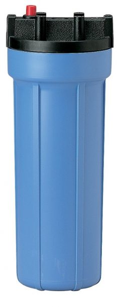 ¼ 10 Slim Line Blue/Black w/o pr